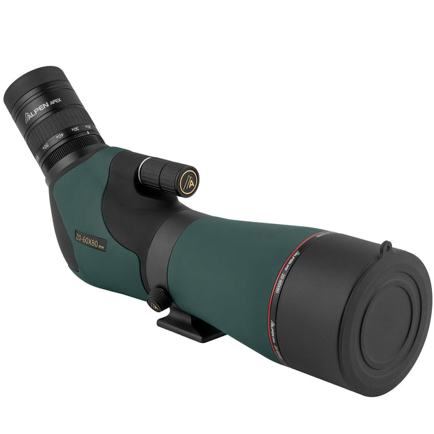 Alpen Apex 20-60x80 Waterproof Spotting Scope