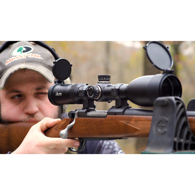 Alpen Apex 2.5-15x50 Riflescope