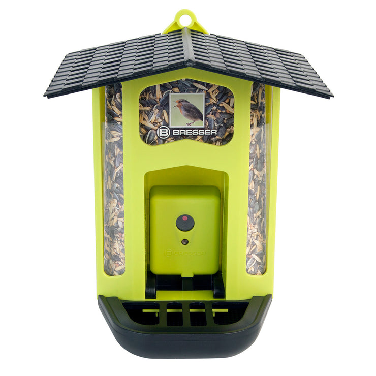 Bird Feeder Camera + 4GB Memory Card
