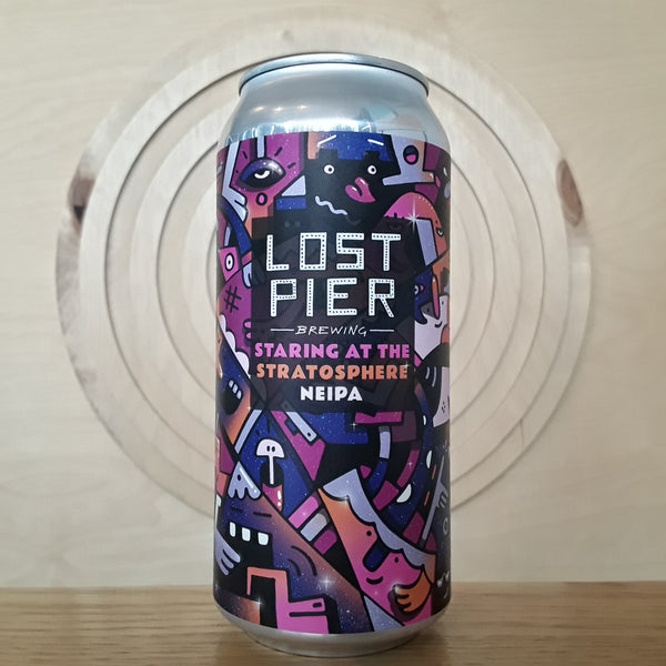 Lost Pier | Staring at the Stratosphere | NEIPA