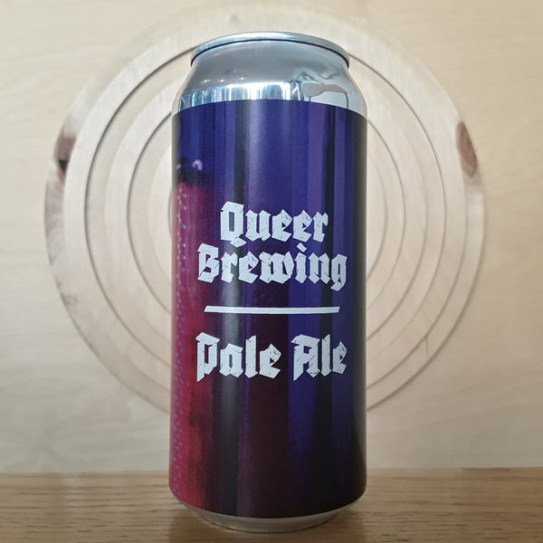 Queer Brewing Project | Existence As A Radical Act | Pale