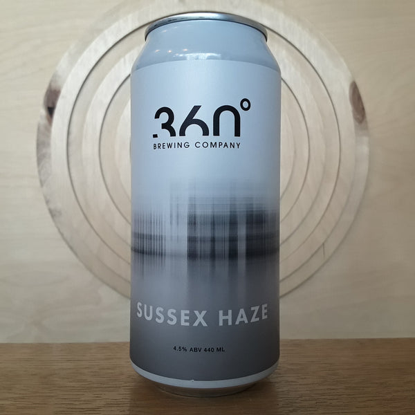 360 Degree Brewing | Sussex Haze | Pale