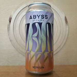 Abyss Brewing | Zen Level II | IPA