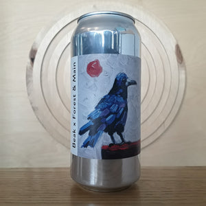 Beak Brewery x Forest & Main | Cliff | Saison