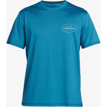 Load image into Gallery viewer, Waterman Gut Check Short Sleeve UPF 50 Surf T-Shirt