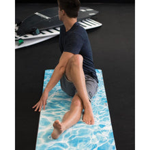 Load image into Gallery viewer, Aqua Yoga Towel