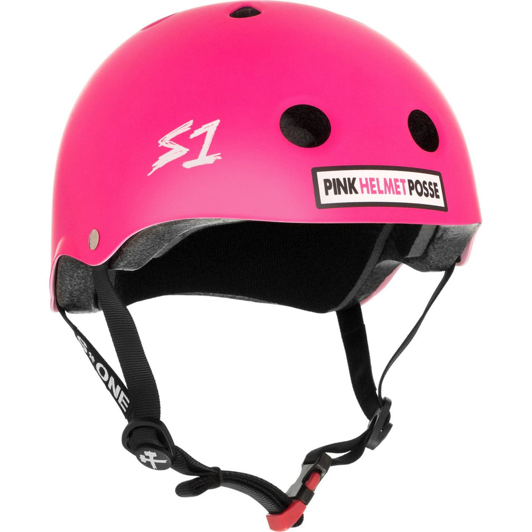S1 Mini Lifer Helmet - Black Matte