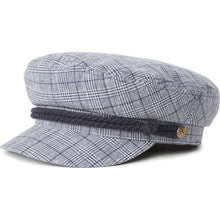 Load image into Gallery viewer, Fiddler Cap - Slate/Navy