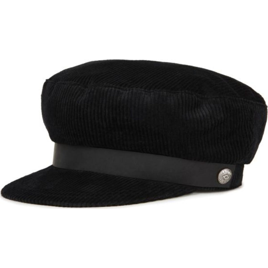 KURT CAP - BLACK