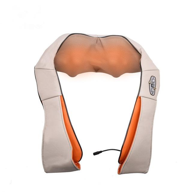 Electrical Shiatsu Back-Neck-Shoulder