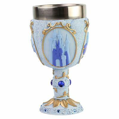 Enesco Disney Showcase Cinderella Castle Decorative Chalice Goblet Cup