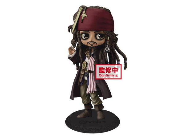 Pirates of the Caribbean Q Posket Jack Sparrow (Ver.A)