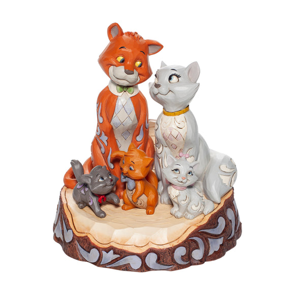 Aristocats Carved by Heart Disney Traditions