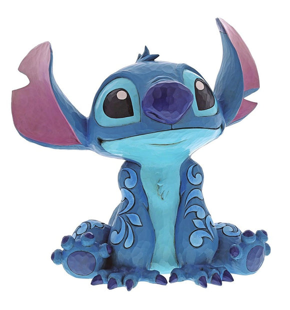Stitch Statue Disney Traditions