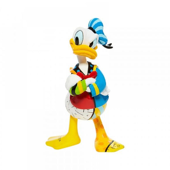 Disney Britto Donald Duck fig