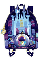 PRE-ORDER Loungefly Cinderella Castle Mini Backpack