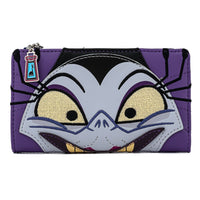 DISNEY EMPEROR'S NEW GROOVE YZMA COSPLAY FLAP WALLET