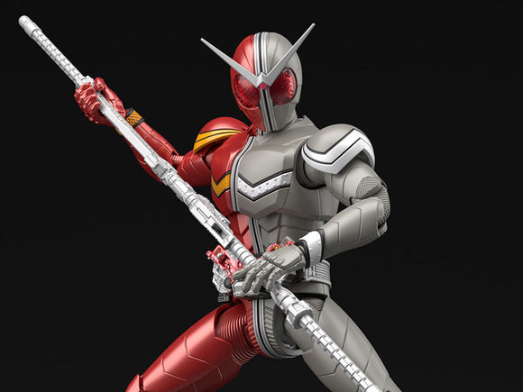 Kamen Rider Figure-rise Standard Kamen Rider Double Heat Metal Model Kit BY BANDAI SPIRITS - BRAND KAMEN RIDER