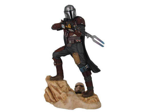 Star Wars Premier Collection The Mandalorian (The Mandalorian) Limited Edition Statue