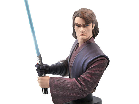 Star Wars Anakin Skywalker (Clone Wars) 1/7 Scale Bust