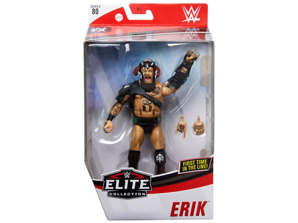 WWE Elite Collection Erik Series 80