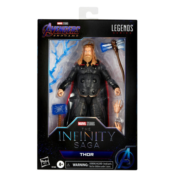 PRE-ORDER Marvel Legends Infinity Saga Series Thor
