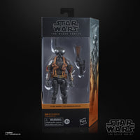 PRE-ORDER Star Wars The Black Series Q9-0 (ZERO)
