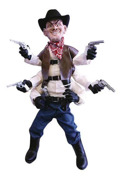 Puppet Master Original Series: SIX SHOOTER