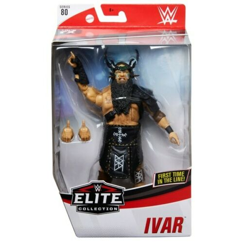 WWE Elite Collection Ivar Series 80