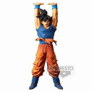 Dragon Ball Super Give Me Energy Spirits Ball Special Son Goku Statue