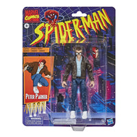 Marvel Legends Spider-Man Retro Peter Parker