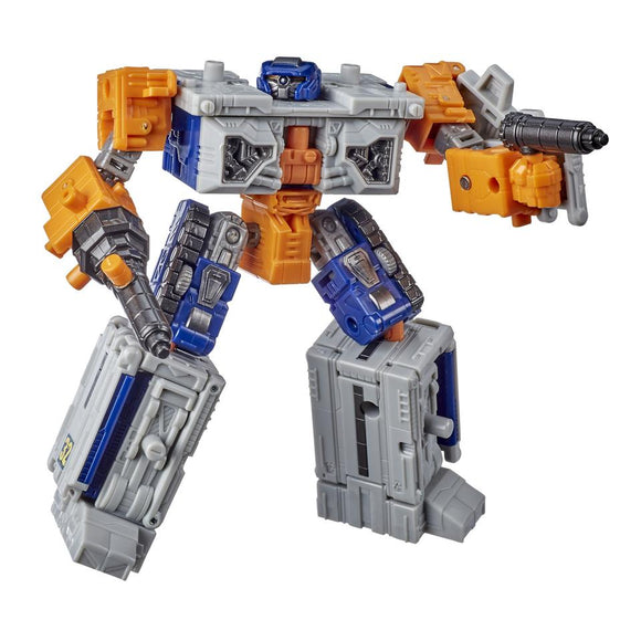 Transformers War For Cybertron Earthrise Deluxe Class Airwave Action Figure