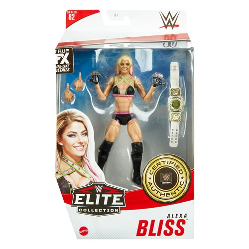 WWE Elite Collection Alexa Bliss Series 82