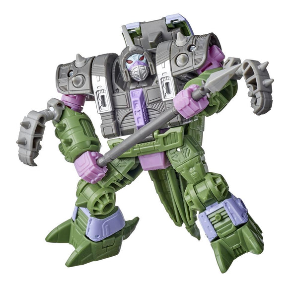 Transformers War For Cybertron Earthrise Quintesson Allicon Action Figure