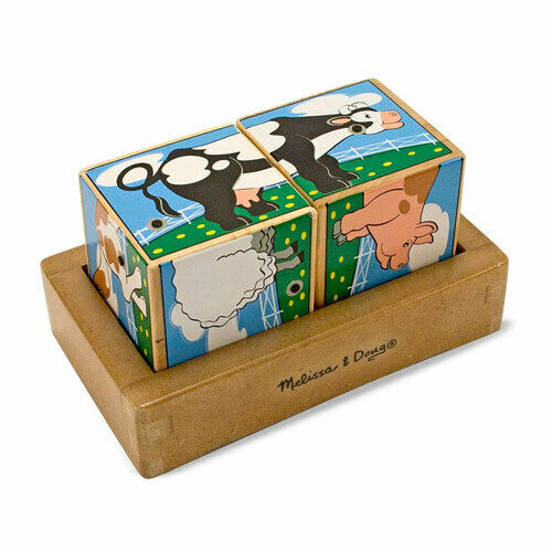 Melissa and Doug Sound Blocks Farm