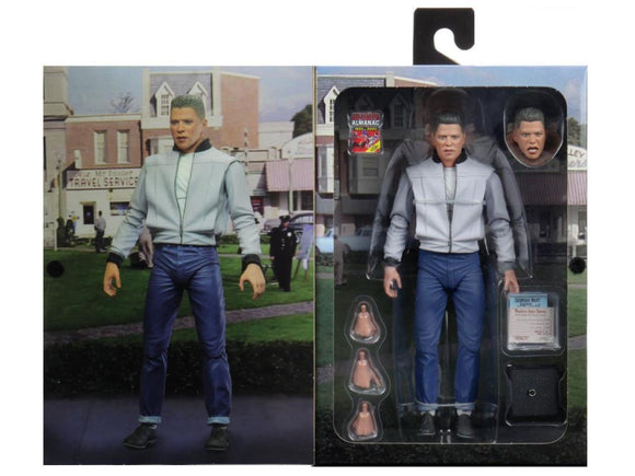 Back to the Future Ultimate Biff Figure