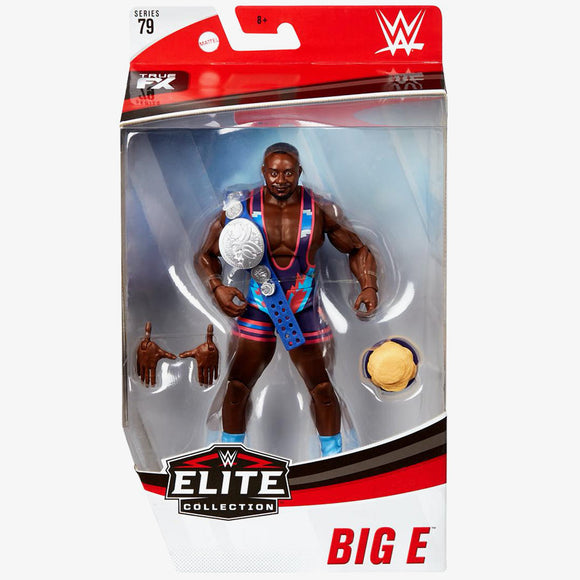 WWE Elite Collection Big E Series 79