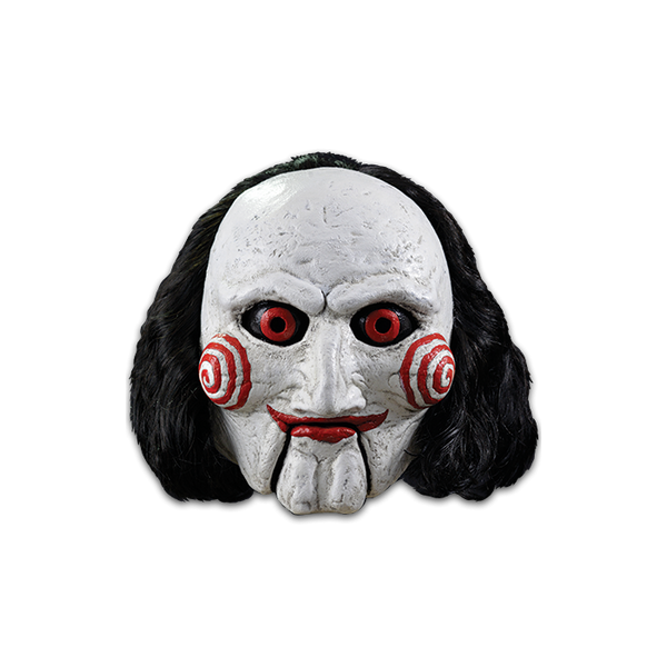SAW BILLY PUPPET MASK IN STOCK