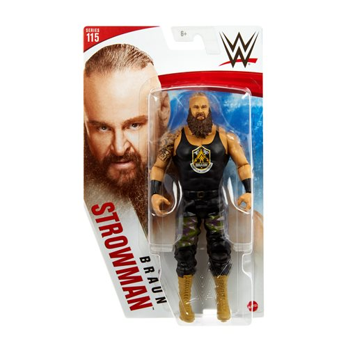 WWE Braun Strowman Basic Series 115