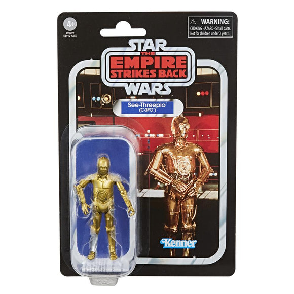 Star Wars The Vintage Collection C-3PO 3.75 Inch Action Figure