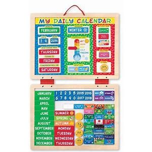 Melissa and Doug My Magnetic Daily Caander