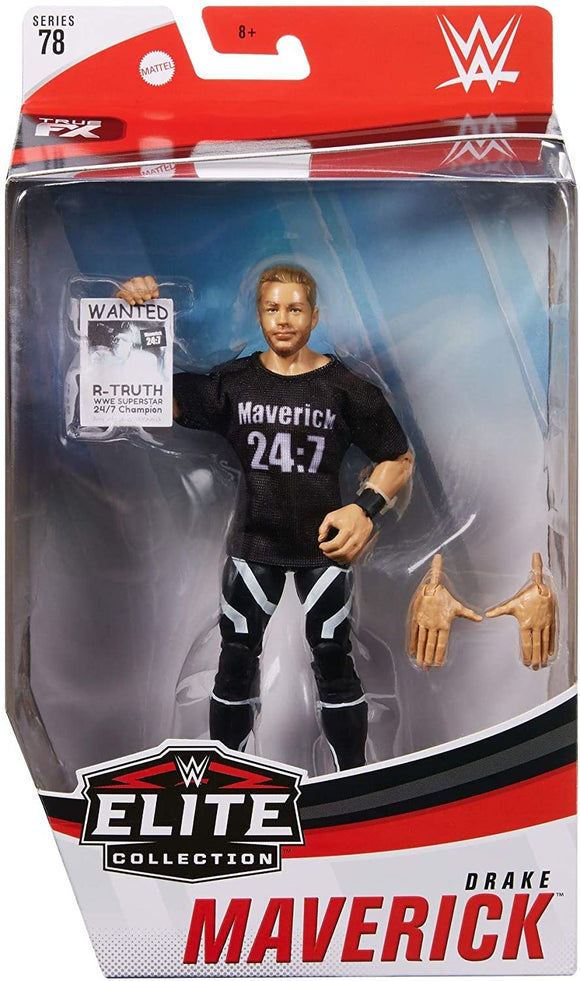 WWE Drake Maverick Elite Series 78