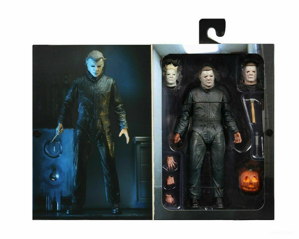 Halloween 2 Ultimate Michael Myers by Neca