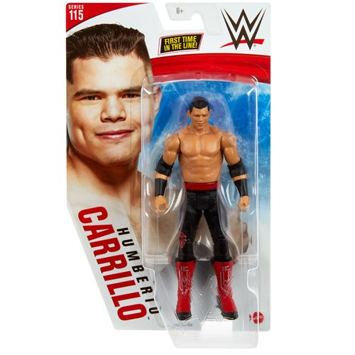 WWE Humberto Carrillo Basic Series 115
