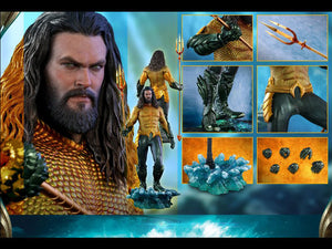 Aquaman Sixth Scale Figure by Hot Toys