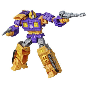 Transformers Generations War for Cybertron Deluxe WFC-S43 Autobot Mirage Figure - Siege Chapter - Ages 8 and Up, 5.5-inch