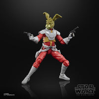 PRE-ORDER Fan Channel Exclusive Star Wars The Black Series Jaxxon (Legends)