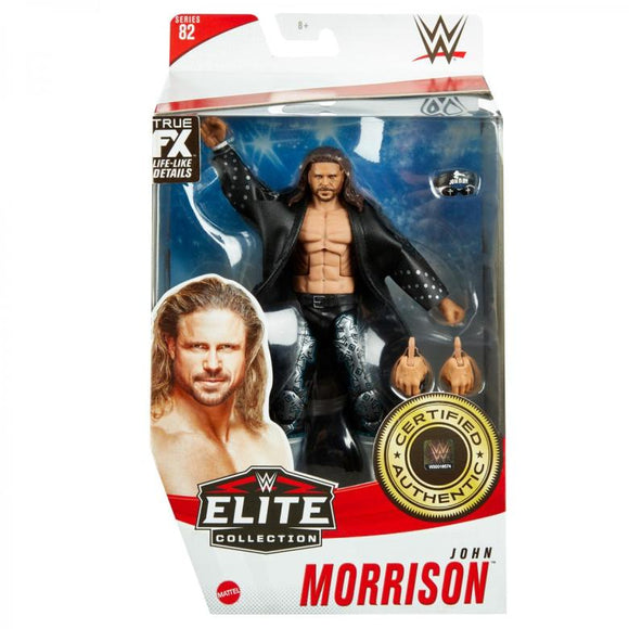 WWE Elite Collection John Morrison Series 82