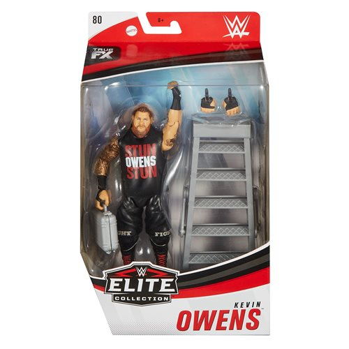 WWE Elite Collection Kevin Owens Series 80