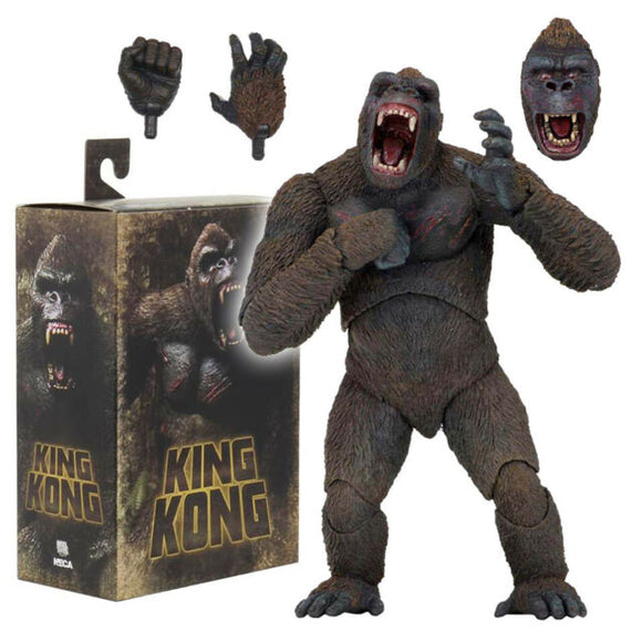 King Kong Figure by Neca